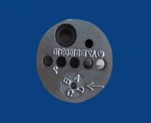 昆山汽车零件专用钢印